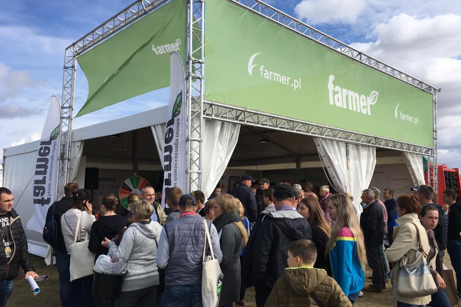 Doskonała frekwencja na stoisku Farmera podczas Agro Show 2018