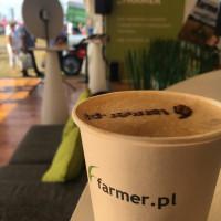 Aromatyczna kawa z Farmerem? Bardzo proszę!