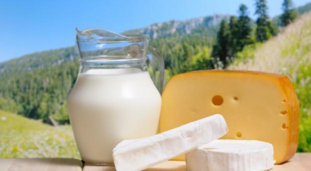 Ukraina: Wzrost eksportu produktów mlecznych
