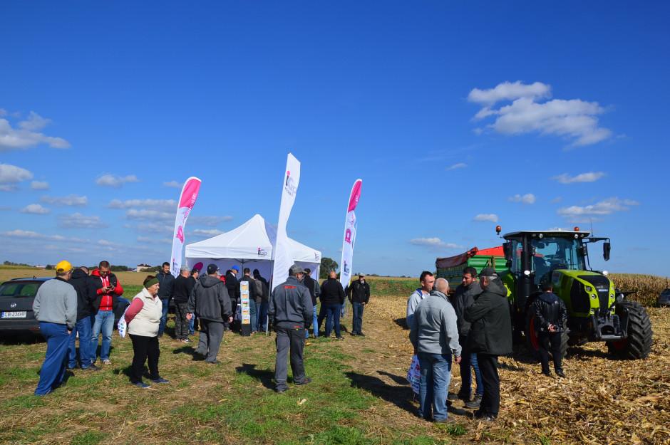 Wydarzenie cieszyło się sporym zainteresowaniem wśród rolników fot. Hanna Jarosławska