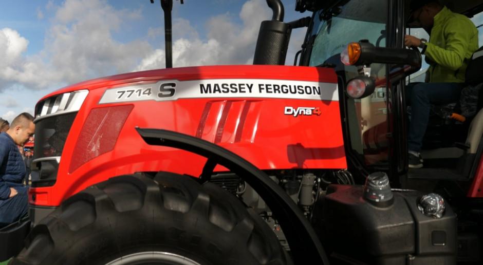 Massey Ferguson 7714S - mocny traktor w specjalnej ofercie