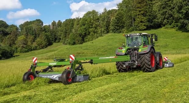 AGCO – duży popyt na maszyny zielonkowe