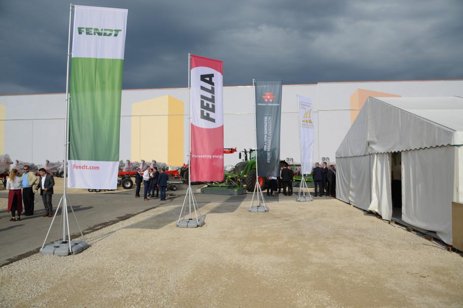 W bawarskich zakładach AGCO powstają maszyny zielonkowe pod trzema markami, fot. firmowe