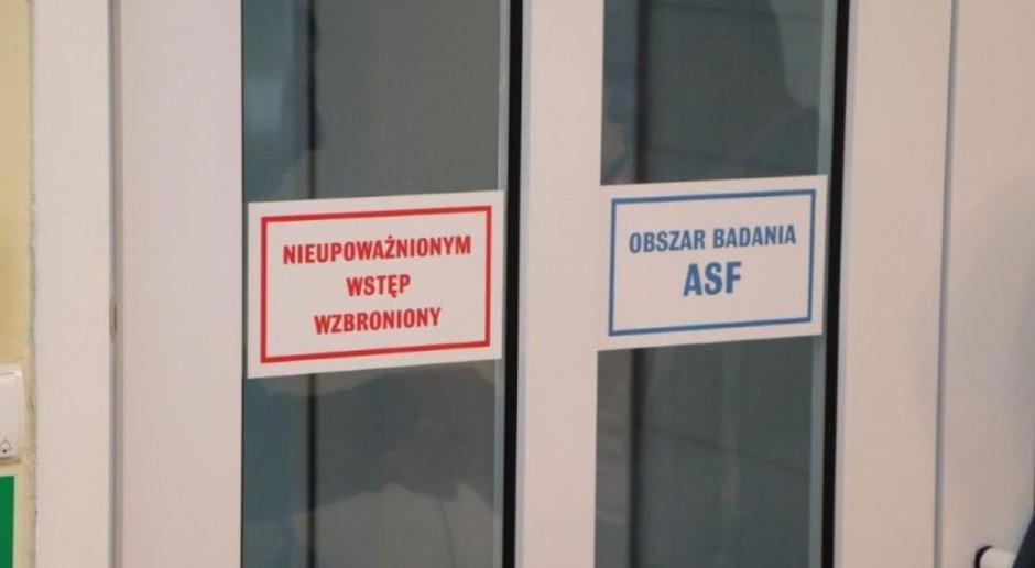 Na Podkarpaciu powstało nowe laboraturium diagnostyki ASF