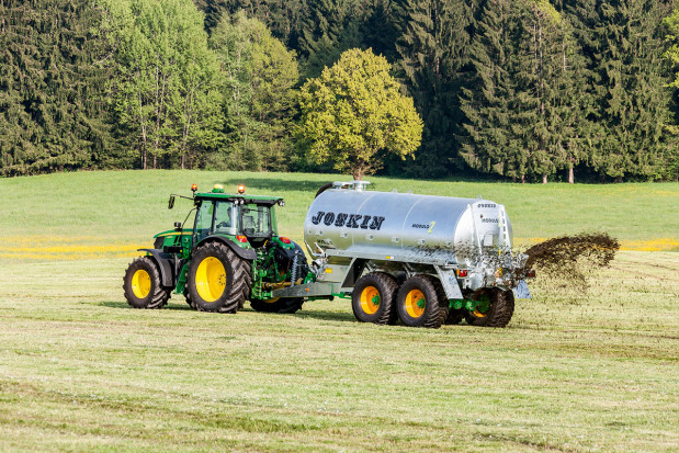 Beczki do konfiguracji - wozy asenizacyjne o pojemności 10 tys. litrów