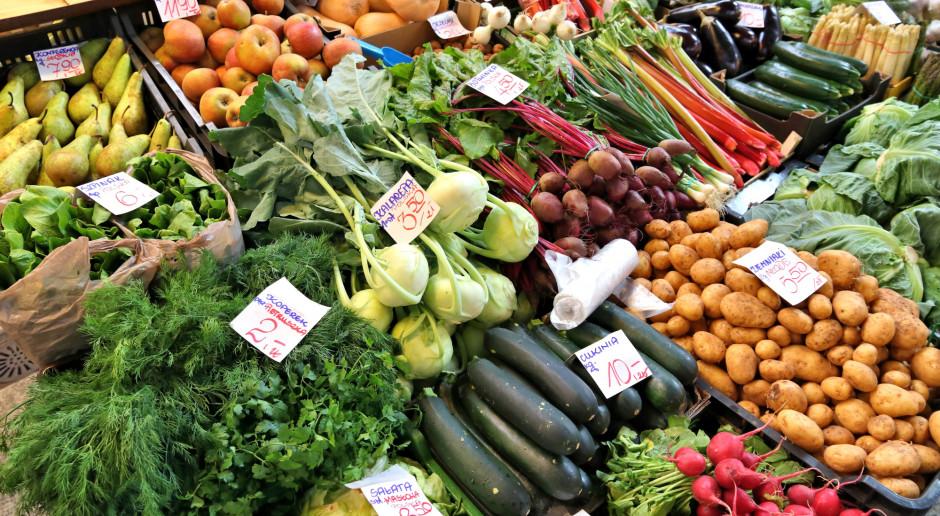Przez suszę droższe warzywa