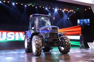 Farmtrac przedstawił koncept autonomicznego ciągnika