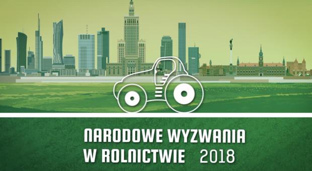 Konferencja Narodowe Wyzwania w Rolnictwie w nowej lokalizacji już 7 listopada