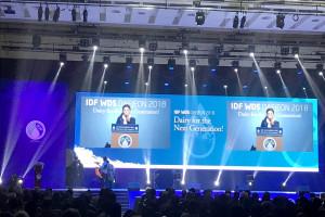 Trwa największa konferencja branży mleczarskiej na świecie