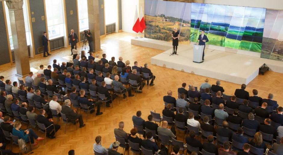 Premier: Polskie rolnictwo ma przed sobą ogromną przyszłość