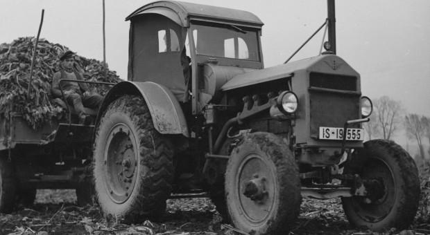 Rolnicza opona pneumatyczna na rynku europejskim od 90 lat