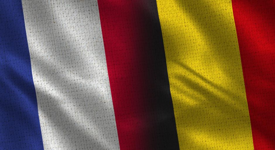 Francuzi stawiają płot na granicy z Belgią