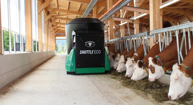 Kolejny krok w automatyzacji żywienia bydła