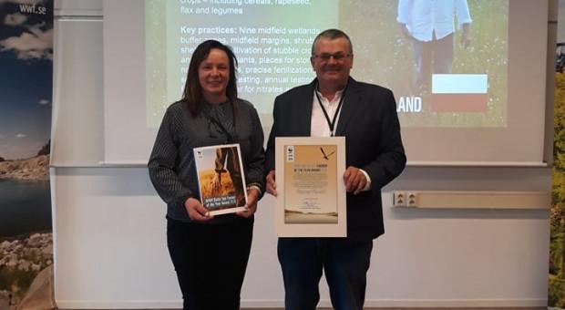 Polak zwycięzcą konkursu na Rolnika Roku regionu Morza Bałtyckiego