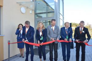 Otwarcie Stacja Hodowli Roślin BASF w Psarskim, w woj. wielkopolskim; Fot. Katarzyna Szulc
