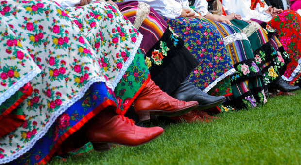 Pierwsze w Polsce spotkanie kół gospodyń wiejskich organizowane przez KOWR