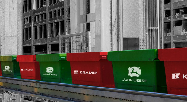 John Deere ogłasza rozszerzenie współpracy z firmą Kramp w Europie