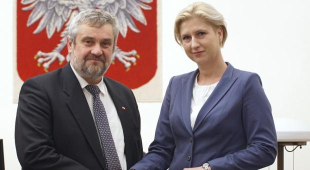 Zmiana na stanowisku prezesa KRUS