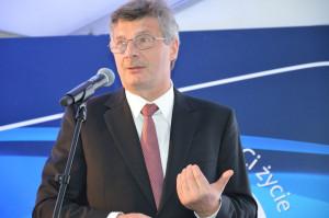 Dr Roman Kubiak, prezes zarządu Pfeifer & Langen Polska; Fot. Katarzyna Szulc