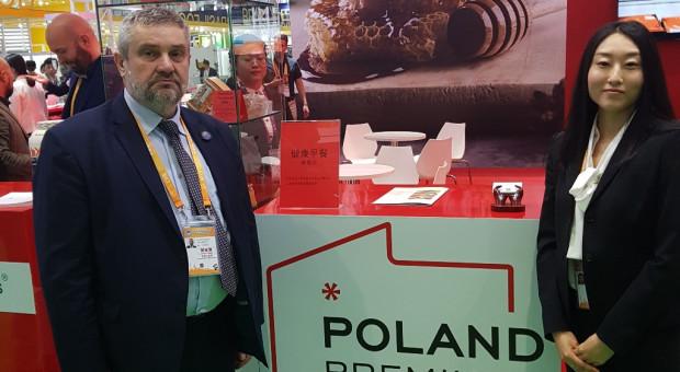 Ardanowski otworzył polskie stoisko na targach żywności w Szanghaju