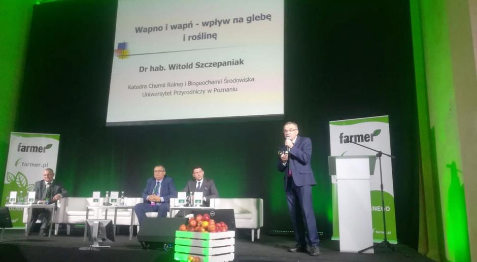 W Polsce ponad połowa gleb obligatoryjnie wymaga wapnowania!