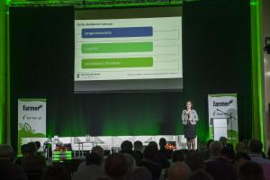 Dr Joanna Mikołajczyk mówiła o plusach i minusach różnych form prowadzenia działalności rolniczej