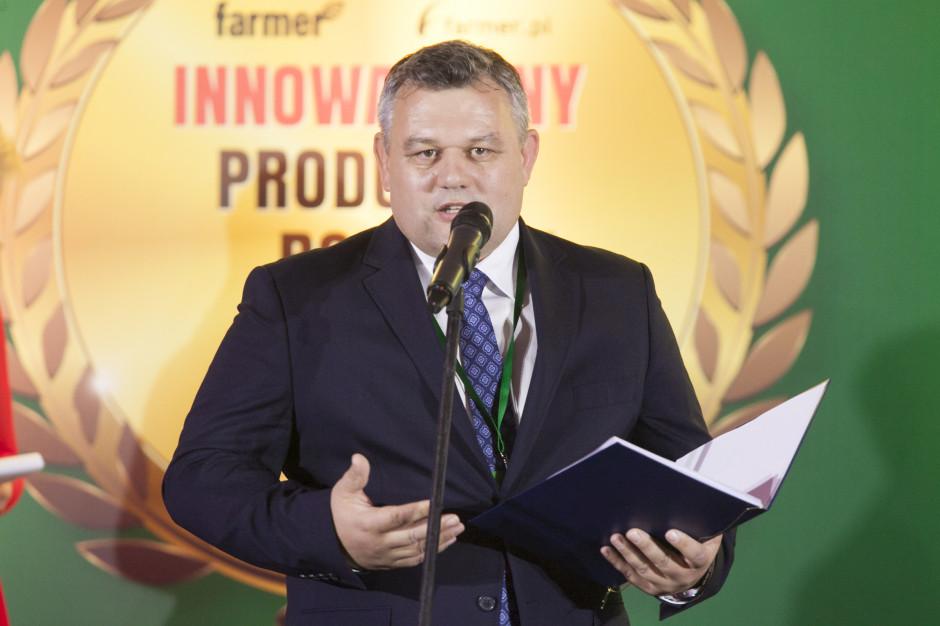 """Wojciech Denisiuk, redaktor naczelny miesięcznika """"Farmer"""" i portalu farmer.pl"""