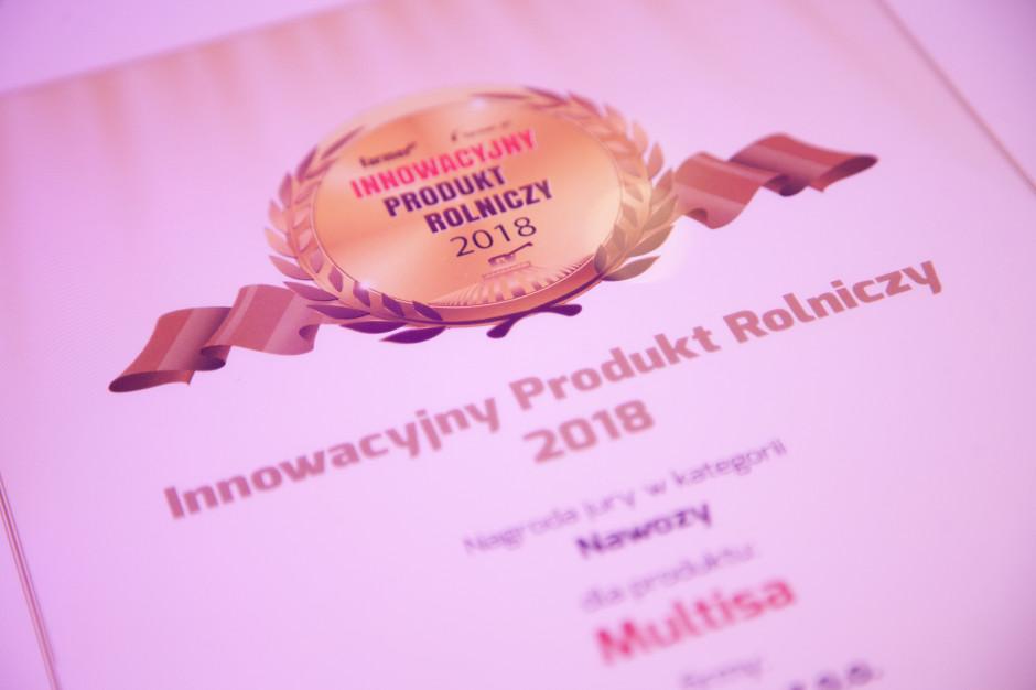 Konkurs Innowacyjny Produkt Rolniczy 2018 rozstrzygnięty