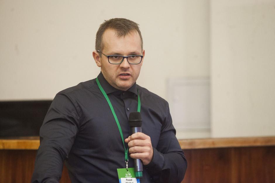 """W czasie tegorocznej edycji konferencji """"Narodowe Wyzwania w Rolnictwie"""" wykład wygłosił m.in. Paweł Wróbel, lekarz weterynarii specjalizujący się w chorobach trzody chlewnej, a także w rozrodzie zwierzątot. M. Misiurewicz"""