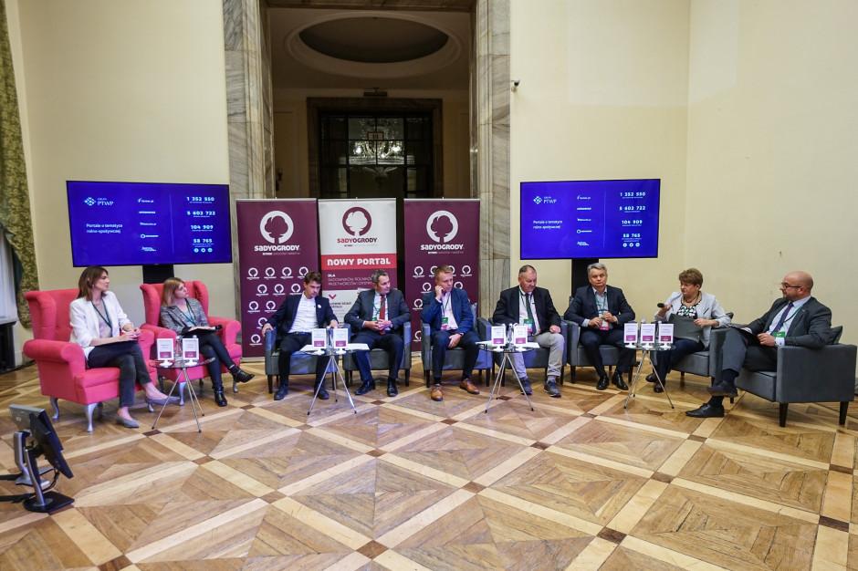 Konferencja zorganizowana przez portal www.sadyogrody.pl, fot. M. Oleksy