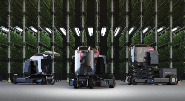 Wielofunkcyjny pojazd przyszłości nagrodzony w konkursie Valtra Design Challenge 2018