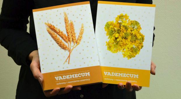 Vademecum ochrony i nawożenia pszenicy i rzepaku