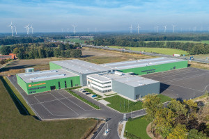 Nowy zakład Amazone w Bramsche gotowy do pracy