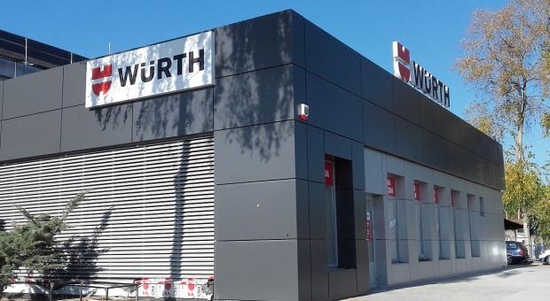 Würth rozwija sieć sklepów w Polsce