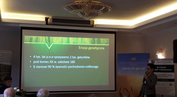 III Forum Wiedzy  i  Innowacji: Postęp i nowe wyzwania w rolnictwie