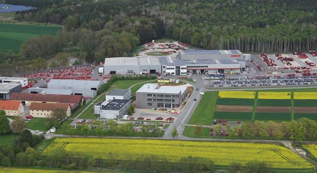 Horsch zainwestuje miliony euro w rozbudowę macierzystego zakładu