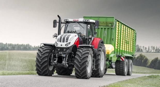 Ciągniki Steyr Terrus CVT przystosowane do nowej normy