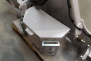 Dla tych którym balast nie jest konieczny istnieje możliwość montażu skrzynki w miejsce obciążników