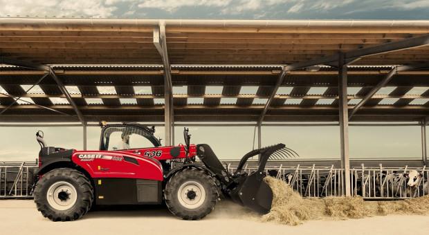 Ładowarki Case IH Farmlift zmodernizowane