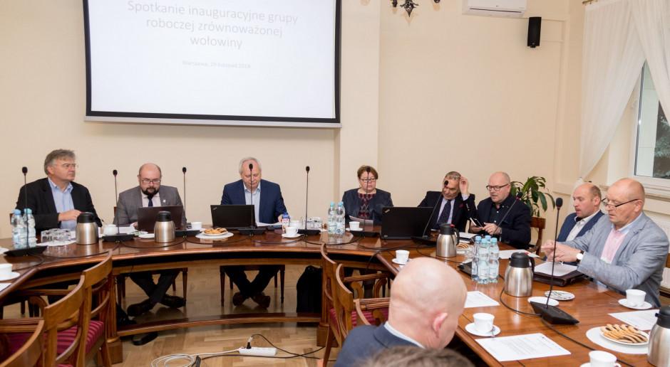 Rada Sektora Wołowiny w obronie uboju religijnego bydła
