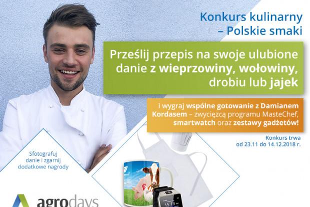 Wygraj wspólne gotowanie z Damianem Kordasem!