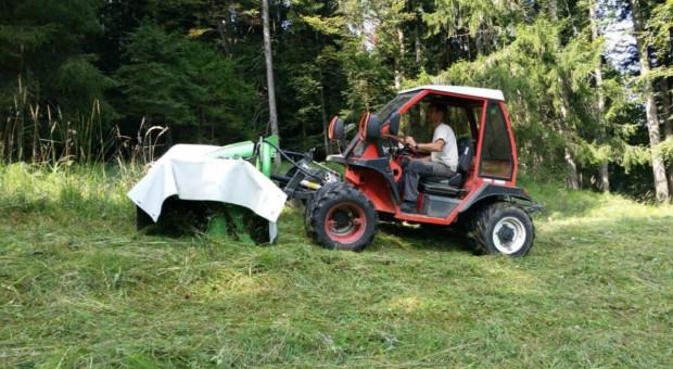 Samasz Alpina - stworzona do pracy w górach