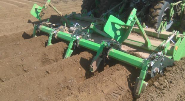 AVR sadzarki do ziemniaków Ceres z nowym systemem zapobiegającym erozji gleby