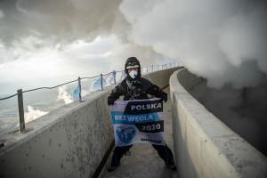 Greenpeace domaga się rezygnacji ze spalania węgla w polskiej energetyce