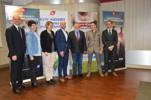 Konferencja firmy K+S Polska