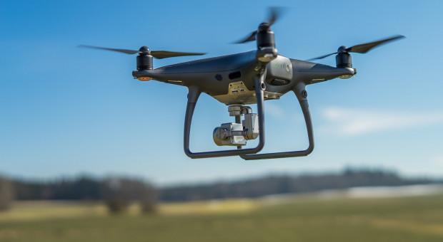 Zdjęcia z dronów pomogą oszacować straty