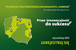 Ruszyła rejestracja na nasze konferencje regionalne: Przez Innowacyjność do Sukcesu