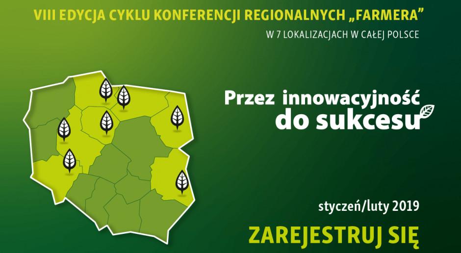 Przez Innowacyjność do Sukcesu po raz VIII - ruszyła rejestracja na nasze konferencje regionalne!