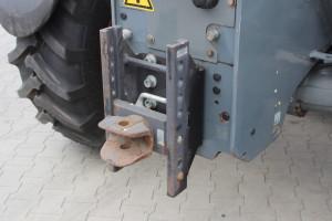 Zaczep transportowy pozwala ładowarce stać się także maszyną pociągową