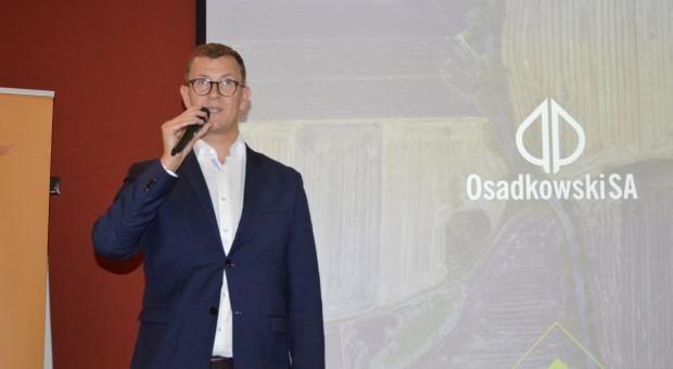 Odmiany kukurydzy na ziarno w ofercie firmy Osadkowski SA.
